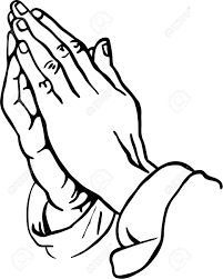 Praying Hands Clipart Stock Photo Picture