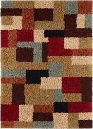 area rug beautiful coffee tables mohawk home new wave rainbow multi ikea hampen rug