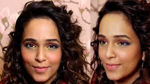 spring summer makeup tutorial for indian skin tone by vidya tikari you