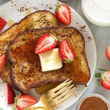 sheet pan french toast ready in under