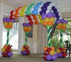 Princess Balloon Decoration Balloon Decoration In Delhi Gurgaon Noida Faridabad