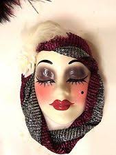 Decorative Face Masks Handmade Ceramic Decorative Masks eBay 82