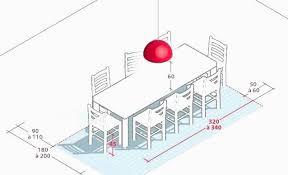 Hauteur Table Salle À Manger Hauteur Table E Manger Download Hauteur ...