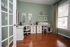 traditional home office with built in bookshelf pottery barn bedford corner desk pottery