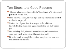 50 Best Of Resume Writing Tips Resume Template