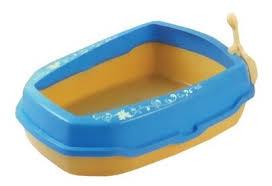 Туалет-<b>лоток</b> для кошек <b>WC Closet</b> 3968 50х37х17 см — купить ...