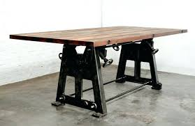 Dining Room Industrial Style Table Set Tables Perth And Chairs For Sale