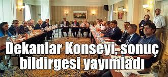 eczacılık fakülteleri dekanlar konseyi ile ilgili görsel sonucu