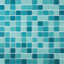 glass square mosaic tiles thickness 5 to 10 mm