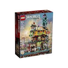 LEGO Ninjago City Gardens Set 71741LEGO Ninjago City Gardens Set 71741 -  OFour