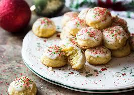 •posted on december 4, 2017. Italian Lemon Ricotta Cookies Just A Little Bit Of Bacon