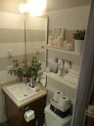 Apartment Bathroom Decorating Ideas Simple Design