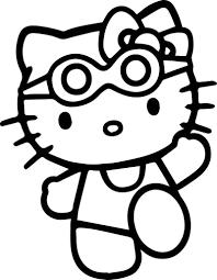 Hello kitty reading poem 800e. Hello Kitty Beach Coloring Page Hello Kitty Coloring Kitty Coloring Hello Kitty Colouring Pages