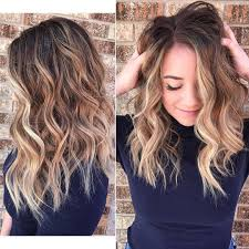 10 Blonde Brown Caramel Balayage Hair