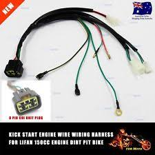 kazuma falcon 90cc quad bike atv wiring loom wiring harness loncin wire loom wiring harness lifan 150 engine 50cc 90cc 125cc 140c 150cc dirt bike
