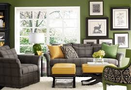 green and brown color scheme for living room. furnitures decor green and brown color scheme for living room