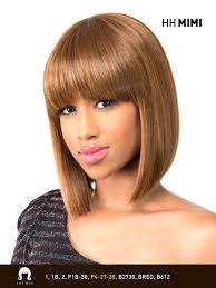 Natural Hair Style Wigs hhmimi the wig brazilian human natural hair blend straight 5583 by stevesalt.us
