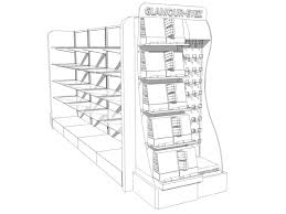 custom display furniture retail. Custom Retail Fixture Design Display Furniture O