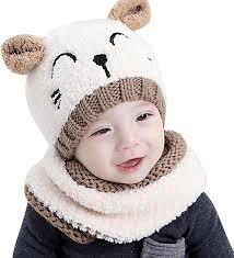 <b>Boys</b> Hats, SHOBDW Baby <b>Boy Girl</b> Knitted Children's <b>Lovely</b> Soft ...