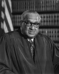 the controversial first black supreme court justice thurgood  polski thurgood marshall