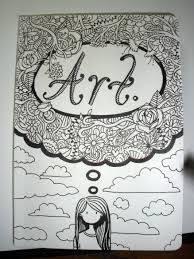 sketchbook cover idea
