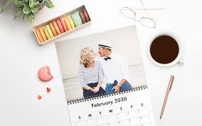 Phot Calendar Custom Calendars