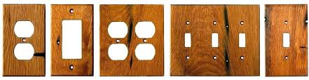 unfinished wood switch plate covers wood light switch covers fresh unfinished wood light switch covers or