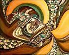 Трафареты для росписи по стеклу витражными красками