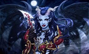 dota2 akasha the queen of pain wallpaper by cizu on deviantart