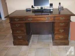 sligh furniture office room. Gorgeous Executive Desk W Leather Top Made By Sligh Furniture St Augustine Fl 25482033 Office Room 1