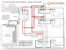 teco drive and motor w machmotion teco motor wire diagram at Teco Motor Wiring Diagram