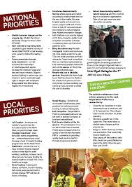Election Leaflet — People Before Profit Sligo
