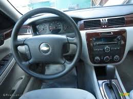 2006 Chevrolet Impala LS Neutral Beige Dashboard Photo #38247907 ...