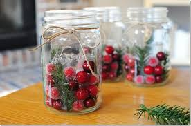 Mason Jar Decorations For Christmas DIY Holiday Decor for Under 100 Iowa Girl Eats 15