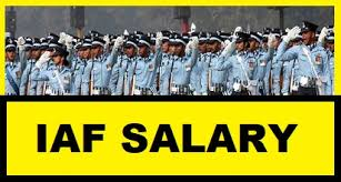 Indian Air Force Salary Pay Scale Allowances Nda And Na
