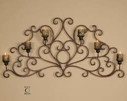 incredible wall hanging candle holder