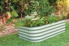 how to set up an outdoor herb garden