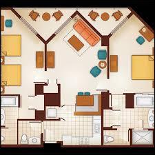 Disney Aulani 2 Bedroom Villa My Room