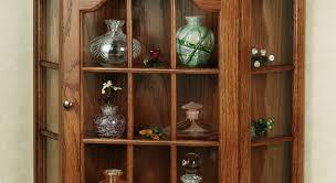 Cabinet:Unique Curio Cabinets Impressive Picture Design China Cabinet  Ambridge Corner Image Q Amazing China