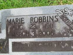 Marie Robbins Peavy (1911-2006) - Find A Grave Memorial
