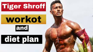 Tiger Shroff Diet Plan Chart Tiger Shroff Workout Routine And Diet Plan Youtube
