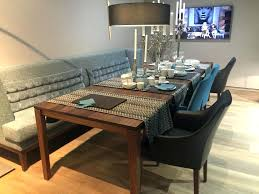 dining room table with bench seating versatile dining table configurations with bench seating within benches for tables idea dining room sets with corner
