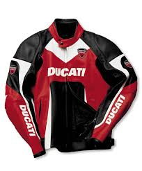 curie corse ducati leather jacket