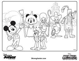Small Picture Disney Halloween Coloring Pages Getcoloringpages Com Halloween