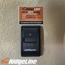 garage door overhead austin repair installation company liftmaster