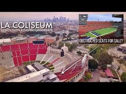 Coliseum Renovation Seating Chart Videos Matching Coliseum Renovation Update New Seats