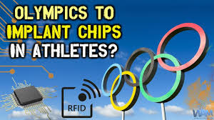 Image result for olympic  MICROCHIP