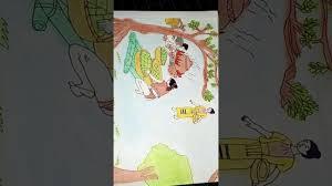 MT 8: Vẽ tranh minh hoạ truyện cổ tích