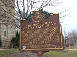 Ether Theory Of Light History Of The Michelson Morley Experiment