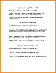 Formal Letter Latest Format Formal Letter Format Grade 4 Sample For Example 4th 14